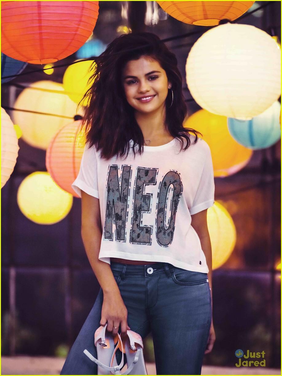 Selena Gomez Debuts New 'adidas NEO' Spring Campaign See