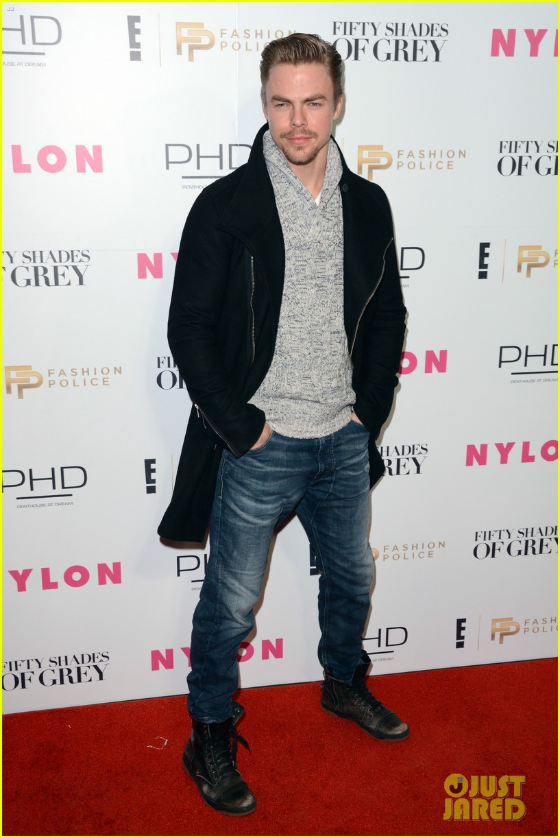 cody simpson derek hough kick off fashion week at fifty shades release party 25