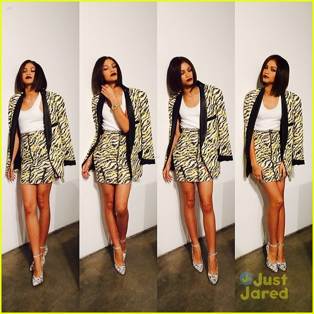 Fashion Flashback See All Of Zendaya\u0027s Looks At Last Year\u0027s
