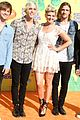 austin ally cast bowling celebrate after kcas 24