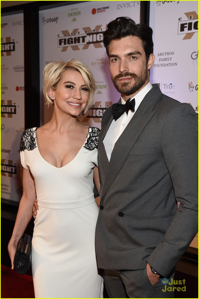 chelsea kane peter porte reba celebrity fight night 05