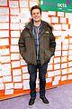 jonathan groff happiness wall opening nyc 08