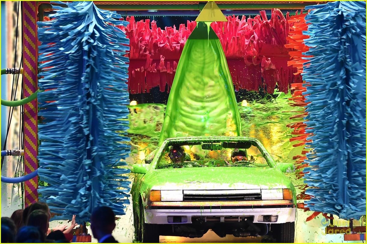 kcas slime car wash pics video 03