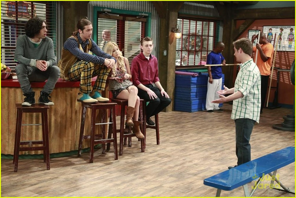 kickin it series finale excl stills featurette 09