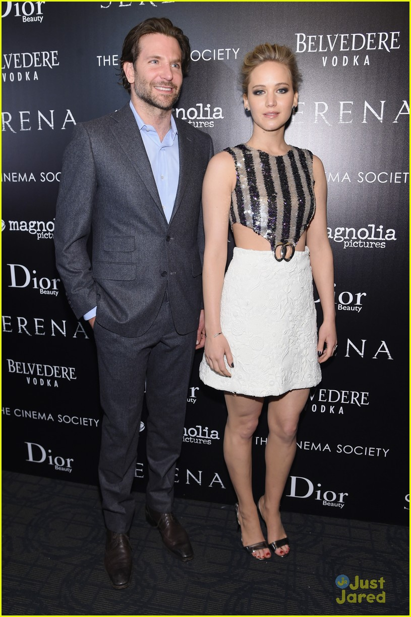 bradley cooper jennifer lawrence serena screening nyc 11