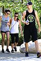lea michele matthew paeta weekend treepeople hike 02