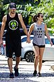 lea michele matthew paeta weekend treepeople hike 10