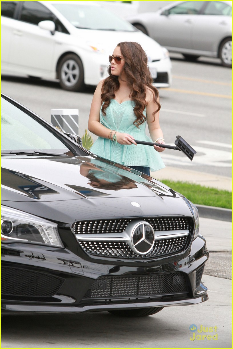 Do You Know Where Your Car Is Madisons >> Madison Pettis Do You Believe Pushed Me Out Of My Comfort Zone