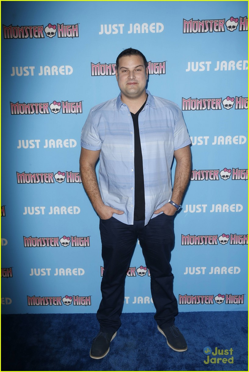 mark salling max adler glee throwback party 10