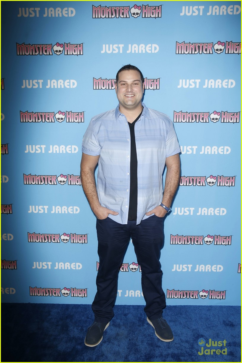 mark salling max adler glee throwback party 12