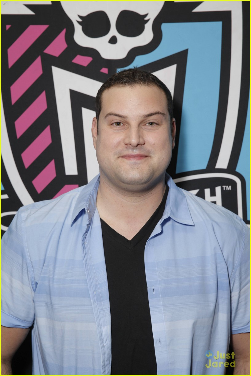 mark salling max adler glee throwback party 30