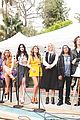fifth harmony debby ryan bea miller pool party tour announcement 01
