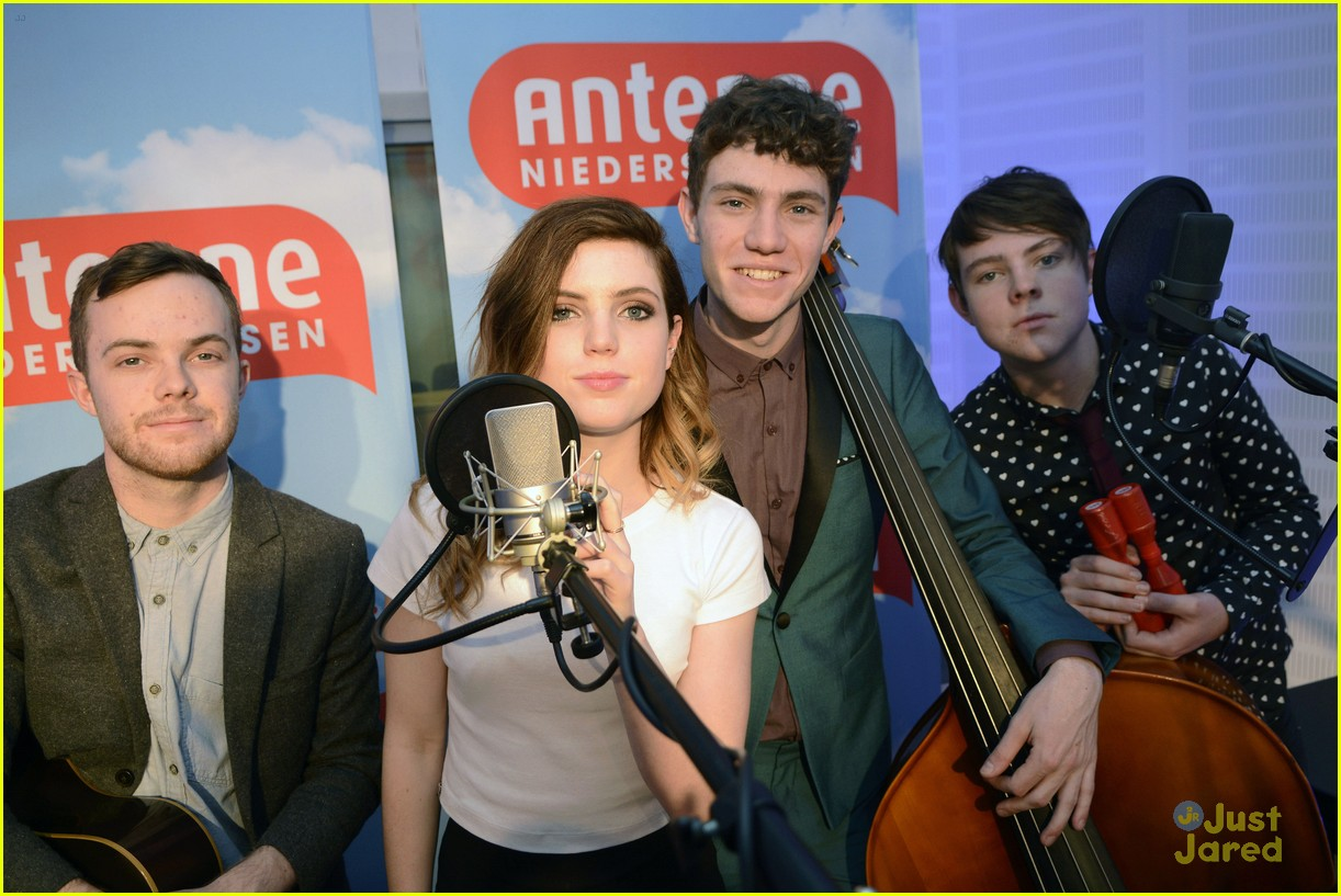 echosmith germany stops promo tour bright lyric video 01
