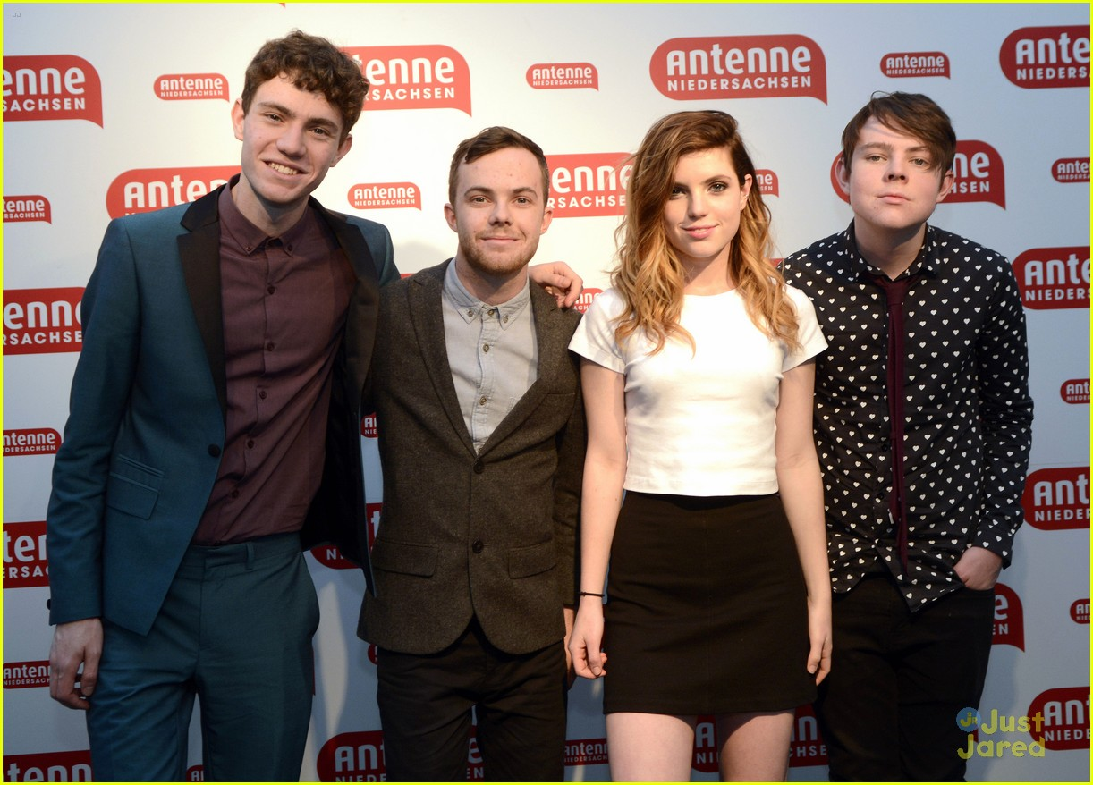 echosmith germany stops promo tour bright lyric video 03