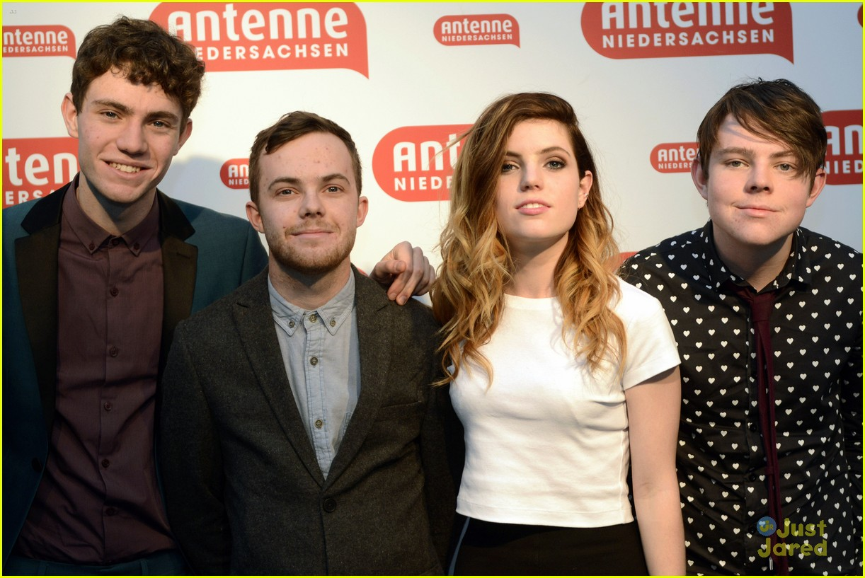echosmith germany stops promo tour bright lyric video 10