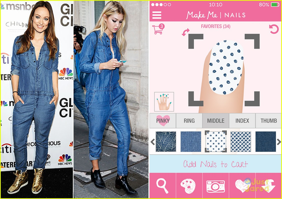 G Hannelius Will Launch \'Make Me Nails\' App Tomorrow - Get A Sneak ...