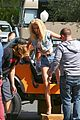 britney spears iggy azalea music video shoot 30