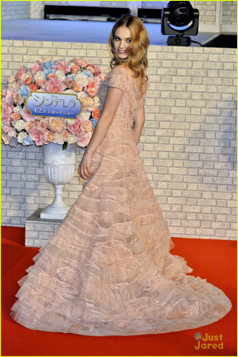 lily james cinderella grosses over 400 million worldwide 03