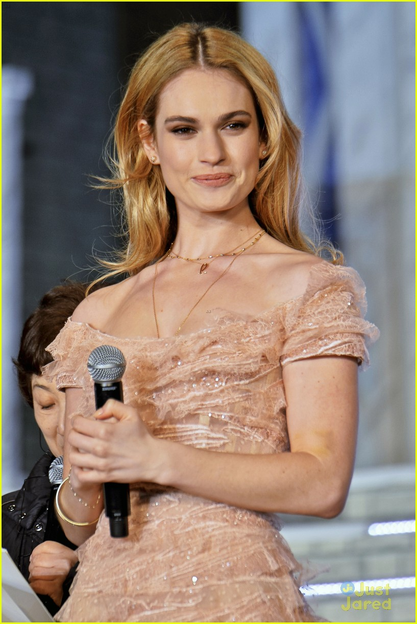 lily james cinderella grosses over 400 million worldwide 04