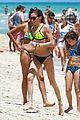 katie cassidy canary fight bikini miami 02