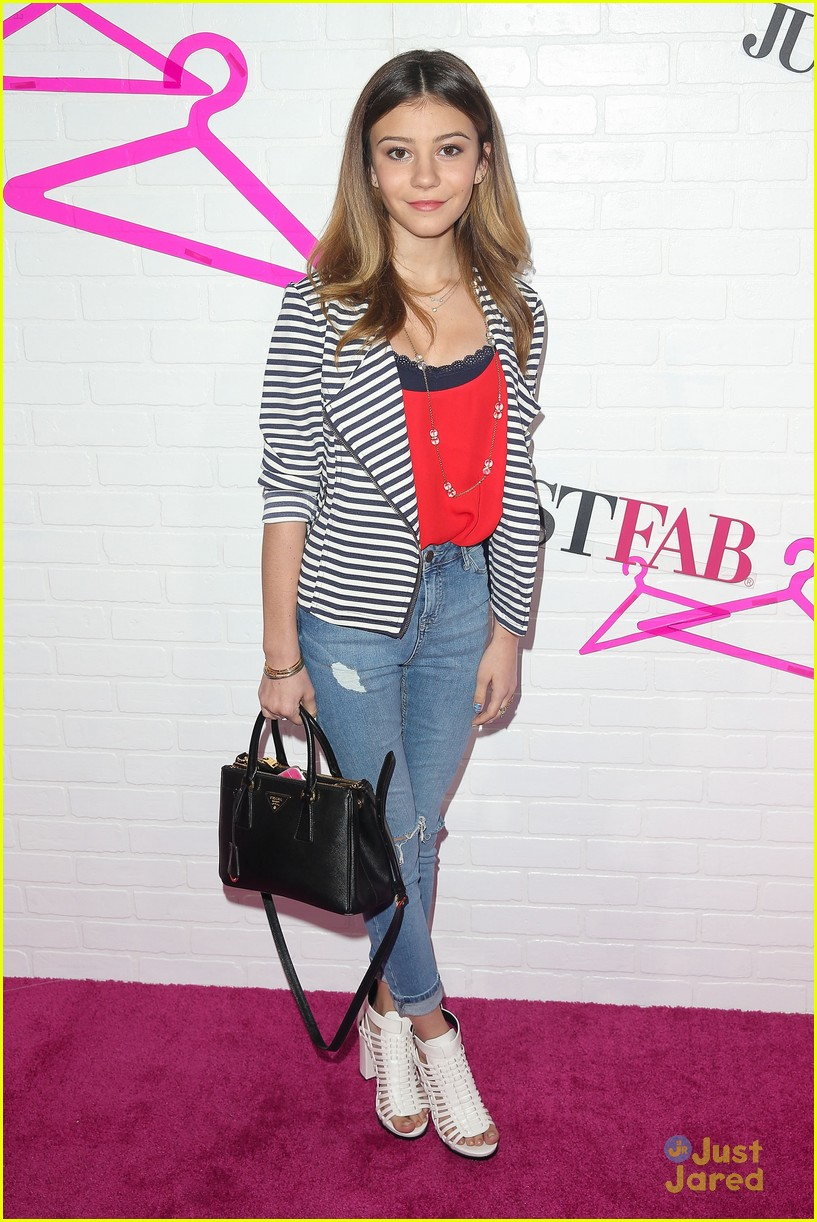 G Hannelius Postpones Make Me Nails App After Experiencing Technical ...