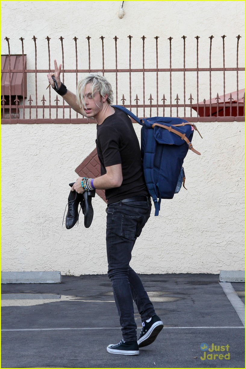 riker lynch allison holker dwts practice before after rdmas 19