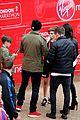 beckham family romeo london marathon 13