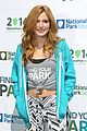bella thorne find your park event nyc 14