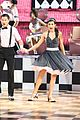 rumer willis val chmerkovskiy take on 60s jive on dwts 10