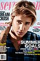 justin bieber seventeen magazine june july 2015 01