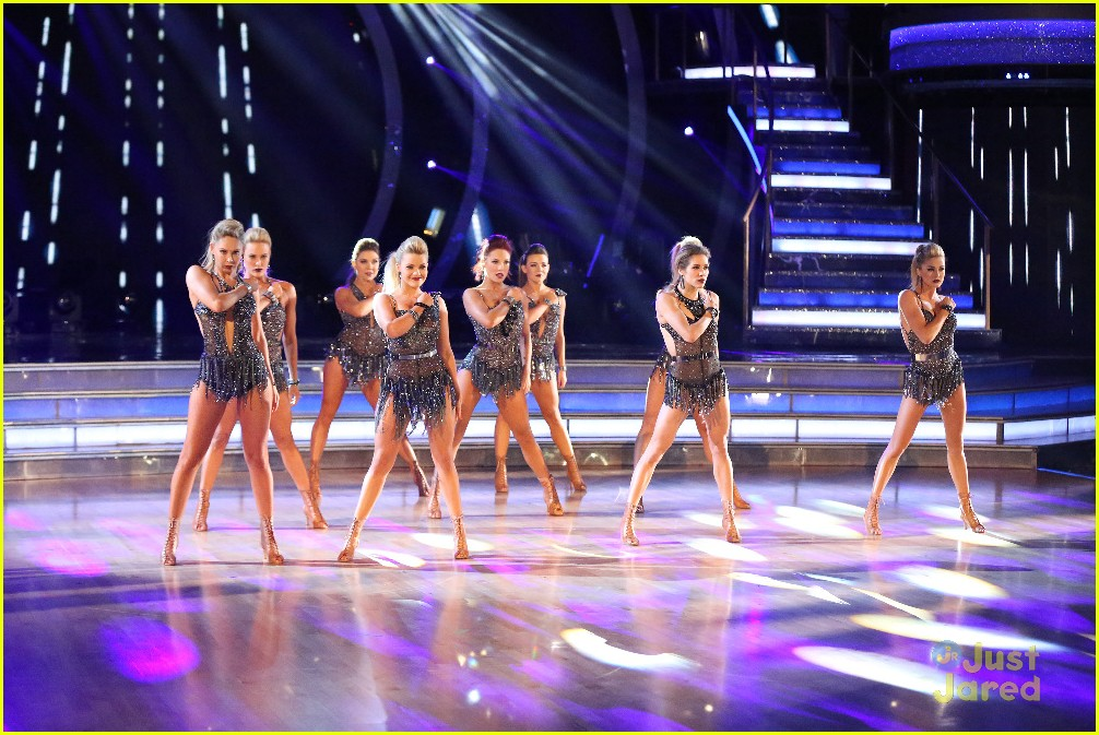 Dancing With The Stars Perfect Ten Tour Cast