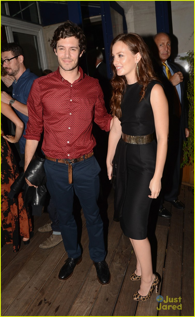 leighton meester pregnant expecting baby with adam brody 05