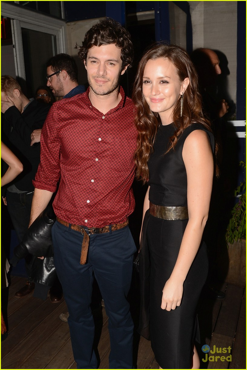leighton meester pregnant expecting baby with adam brody 06