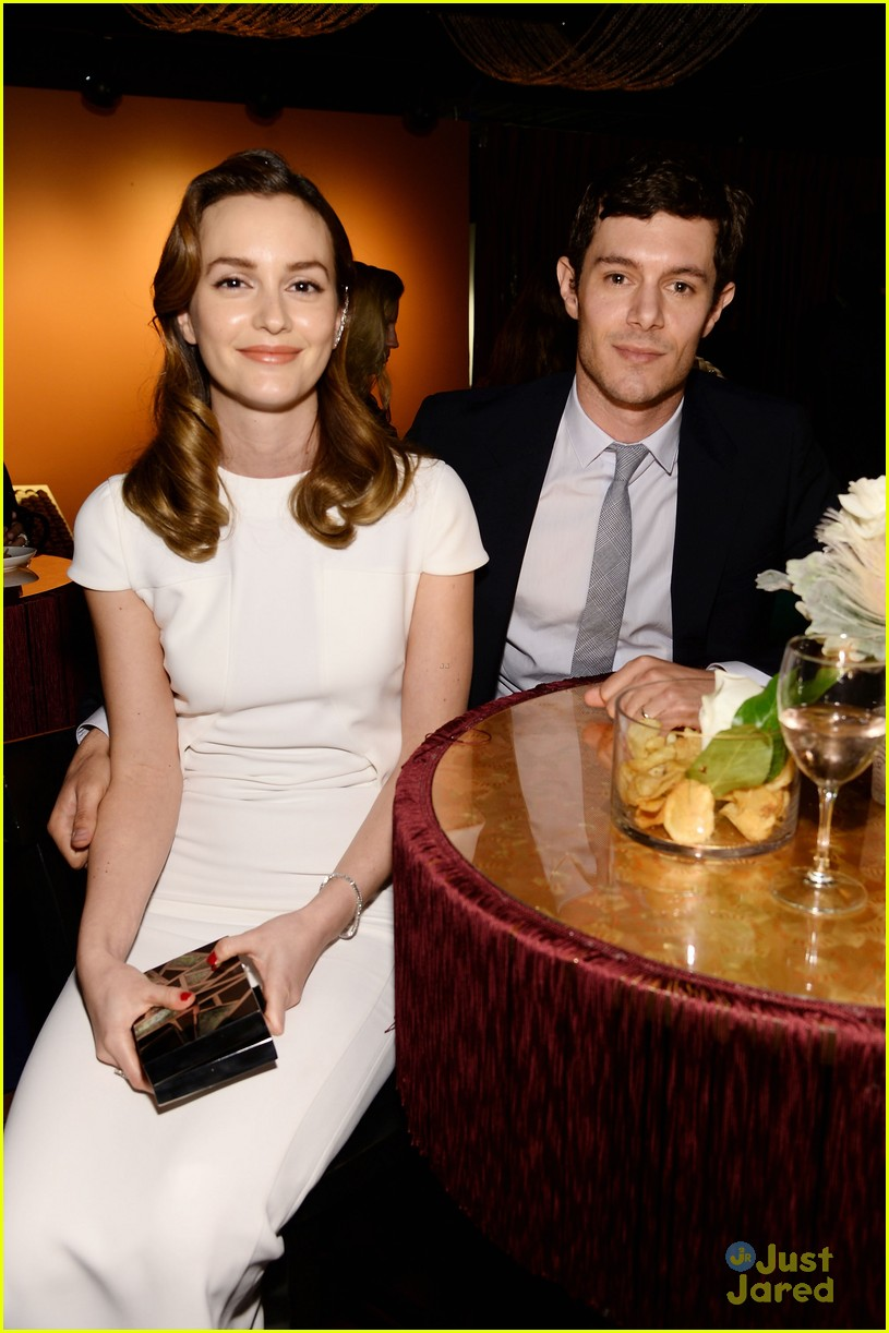 leighton meester pregnant expecting baby with adam brody 13