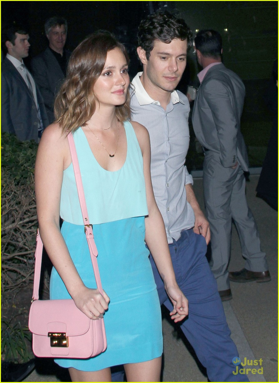 leighton meester pregnant expecting baby with adam brody 15
