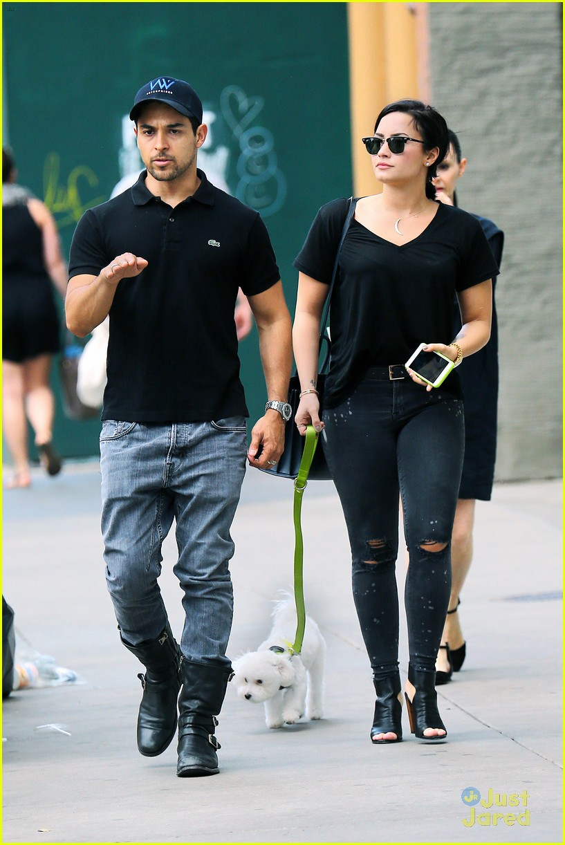 Demi Lovato Says Wilmer Valderrama Wouldnt Enable Her