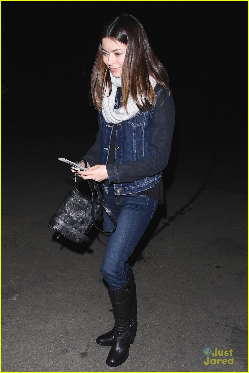 Miranda Cosgrove Hits Up The Lana Del Rey Concert After Her 22nd