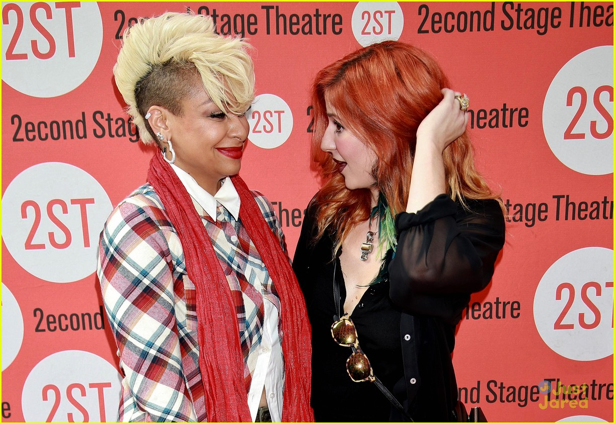 anneliese van der pol and raven symone relationship with whoopi