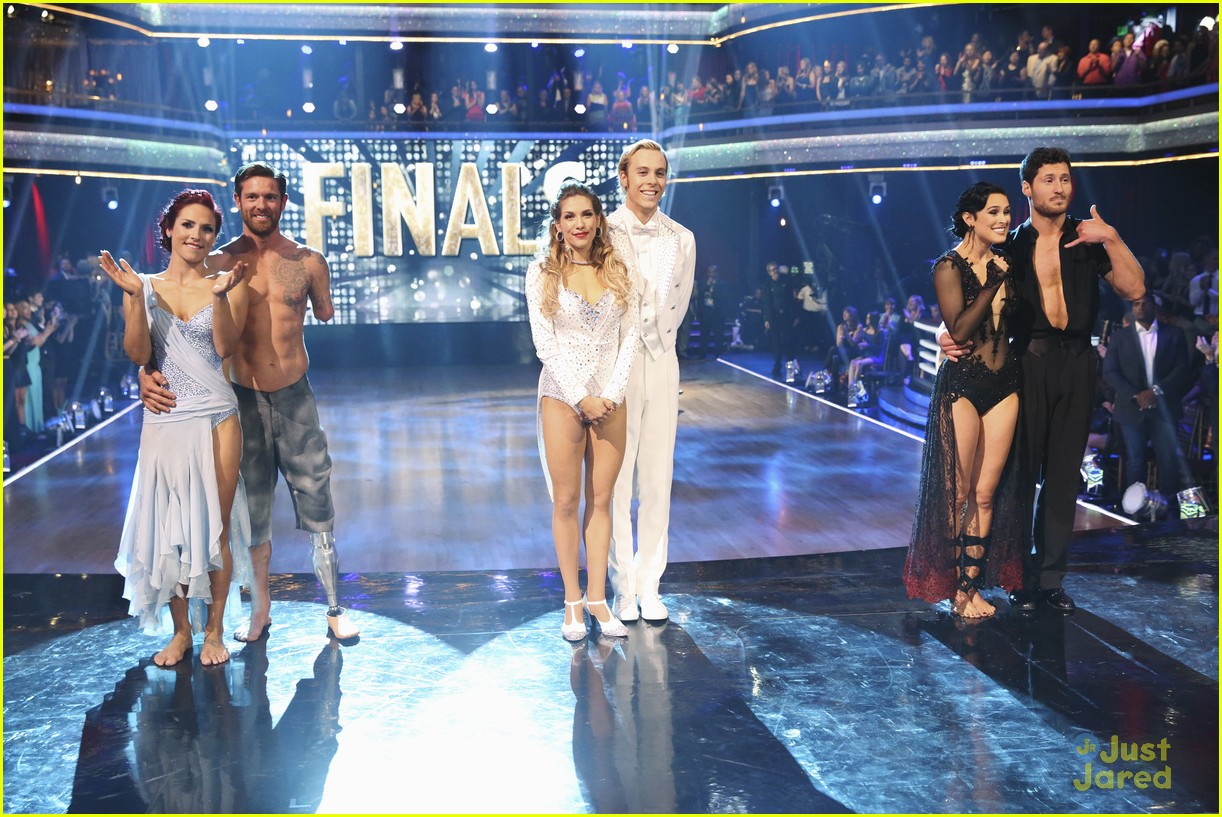 riker lynch allison holker dwts finals 08