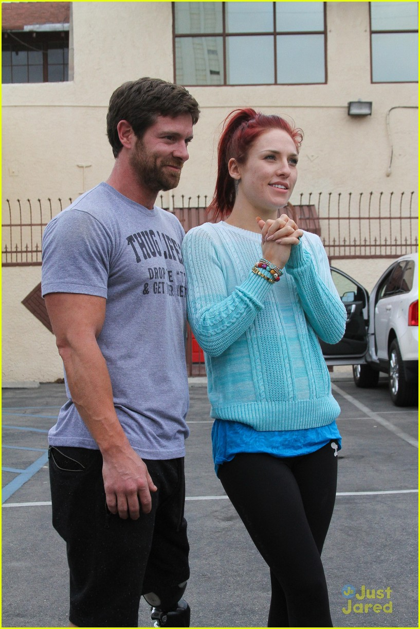 Noah Galloway And Wife