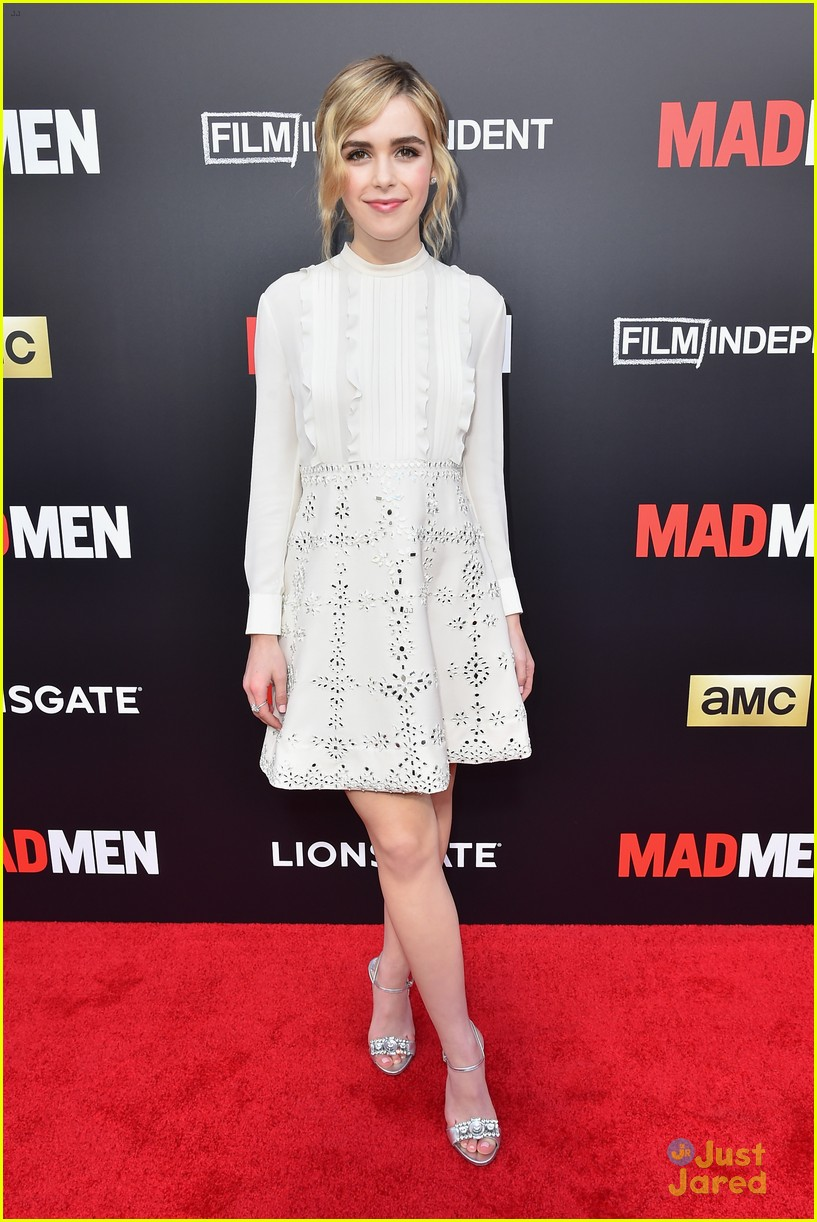 kiernan shipka mad men finale screening 01