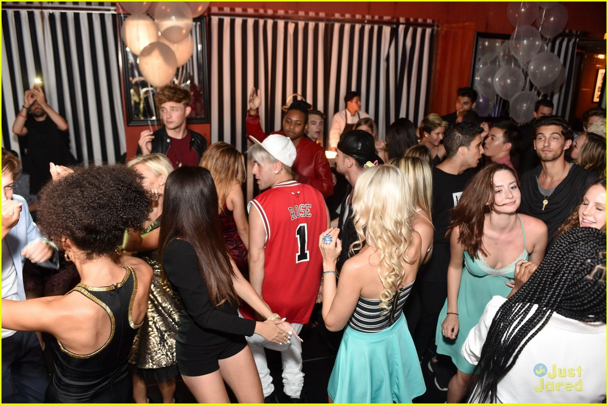 austin mahone sweet suspense millie birthday 18
