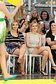 bella thorne crocs fashion show 11