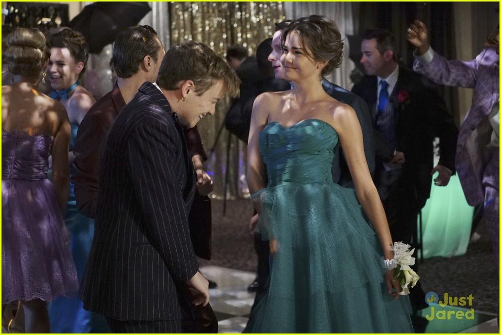 Jude And Connor Prom