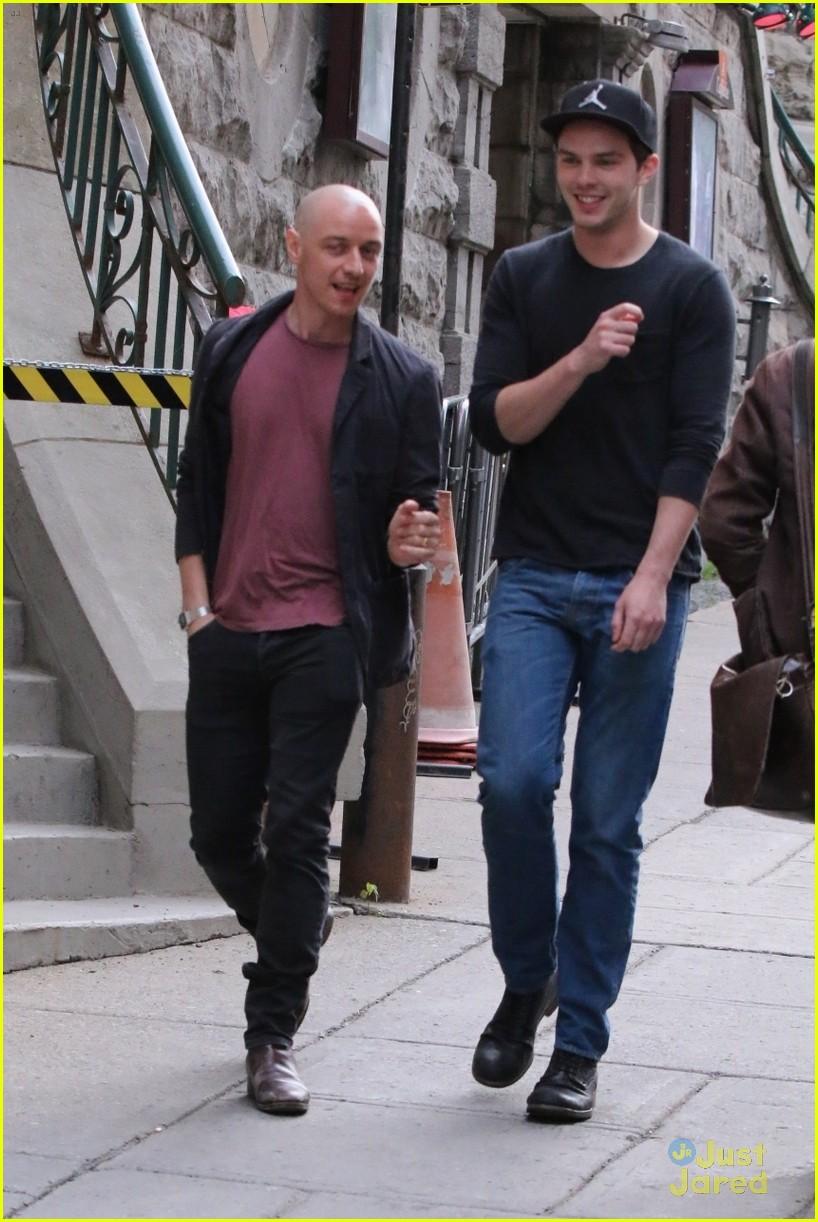 Nicholas Hoult & J...