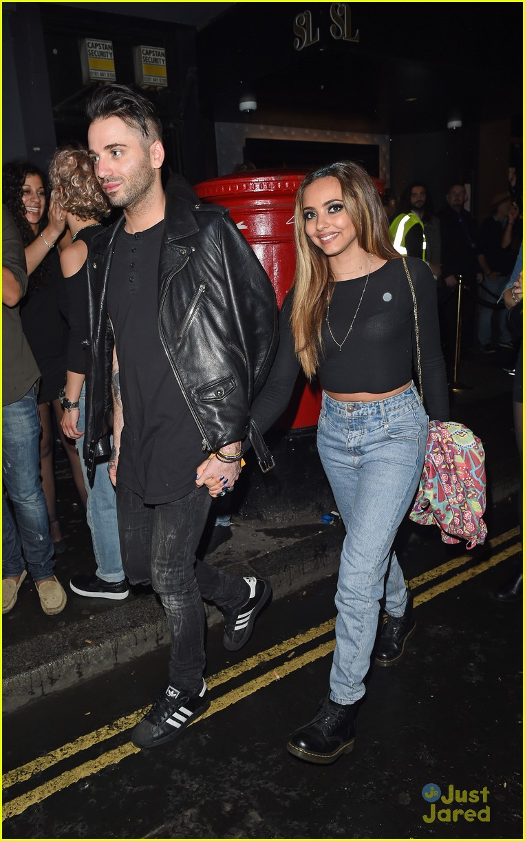jade thirlwall holds hands aaron carlo 09