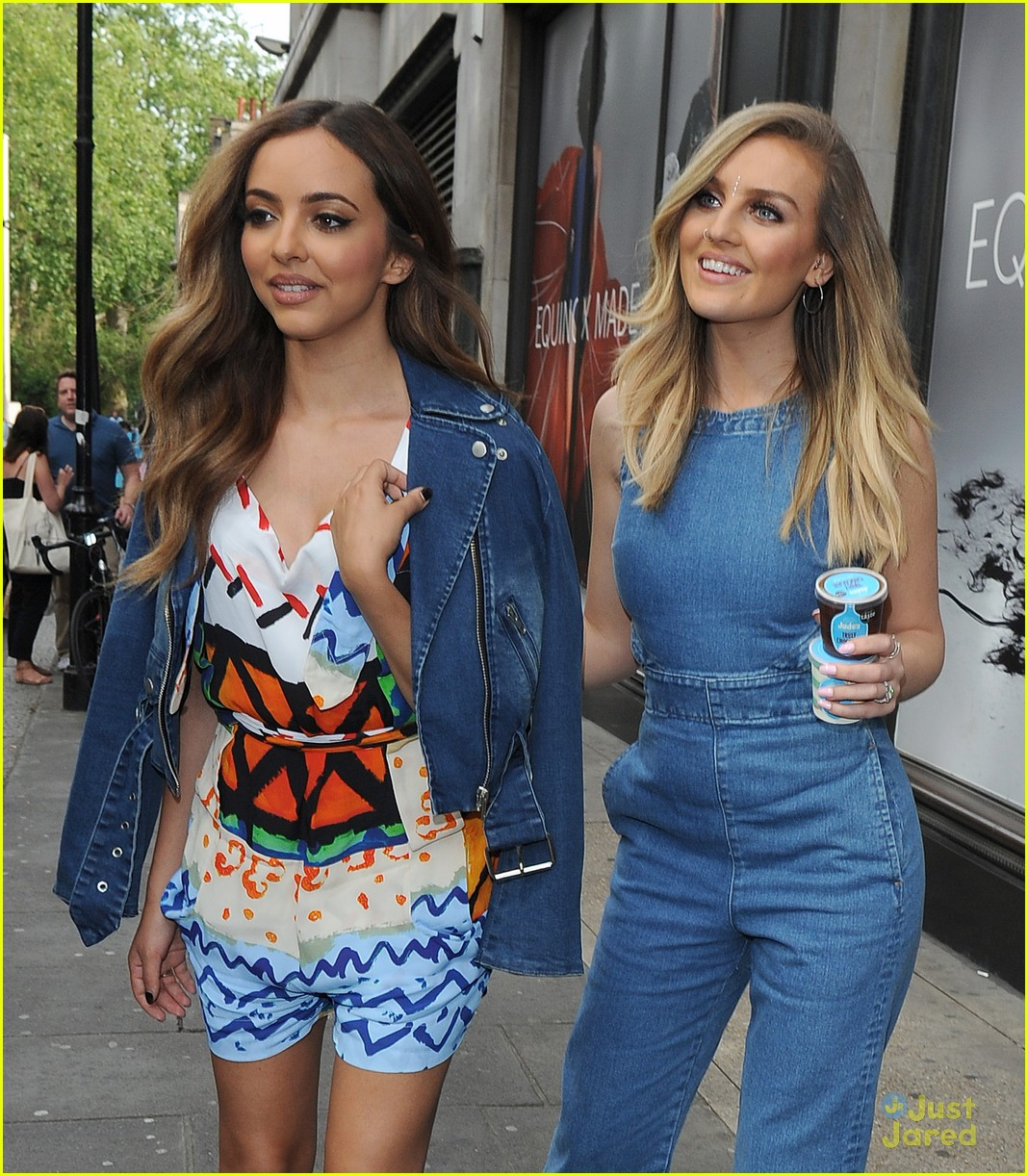 Little Mix Leave Business Meeting After 'Gold Magic