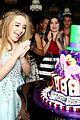 sabrina carpenter sweet 16 birthday party 07
