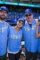 selena gomez big slick celeb weekend baseball game 05