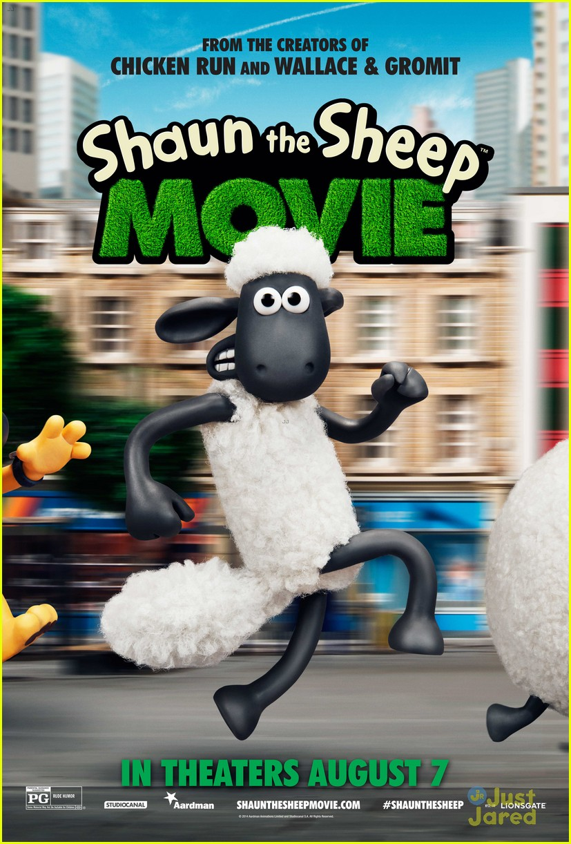 shaun sleep movie posters 02